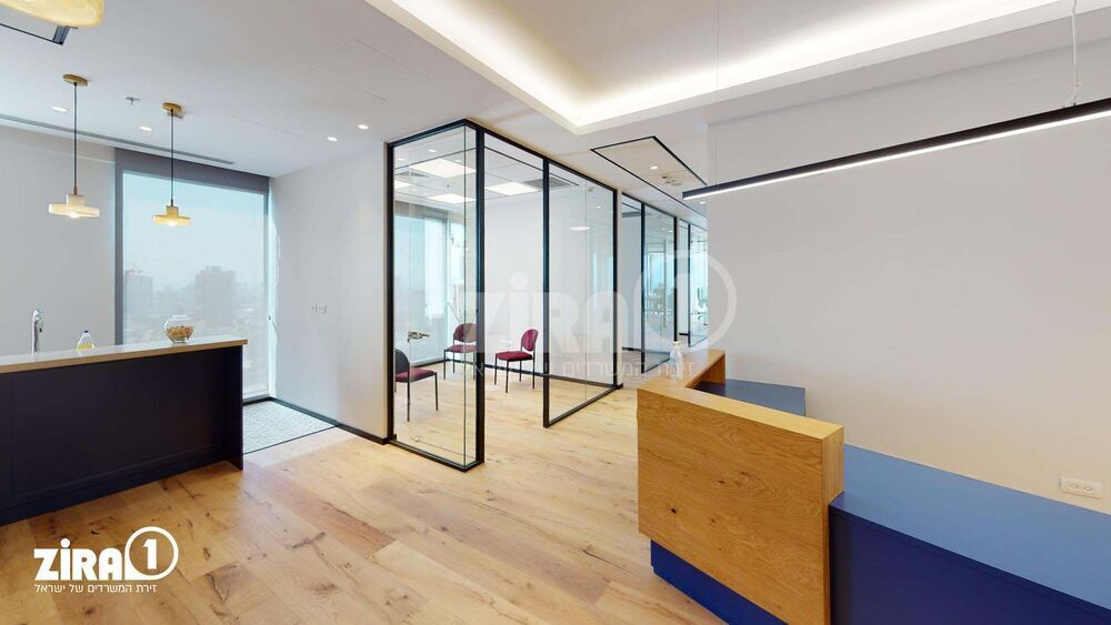 משרד בבניין H-Tower רסיטל | קומה: 22 | שטח 242 תמונה | מ׳׳ר #7 - 1