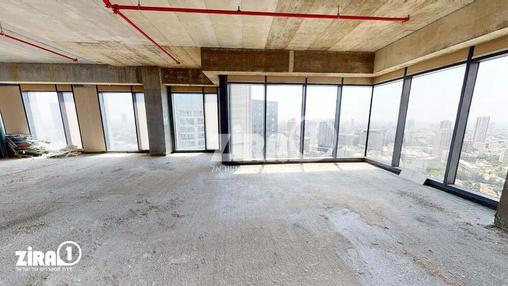 משרד בבניין H-Tower רסיטל | קומה 27 | שטח 225מ״ר  | תמונה #0 - 1