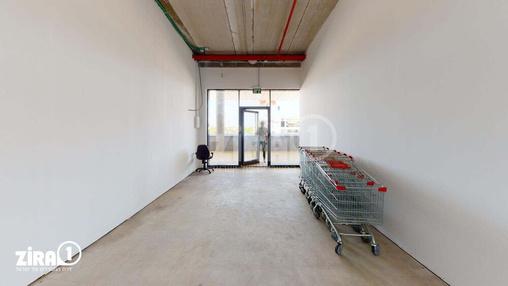 משרד בבניין בניין האנגר | קומה 2 | שטח 50מ״ר  | תמונה #19 - 1