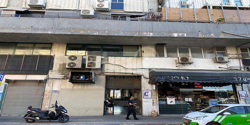 בניין שוקן 27 בתל אביב יפו   רמת הבניין classC   תמונה #0 - 1