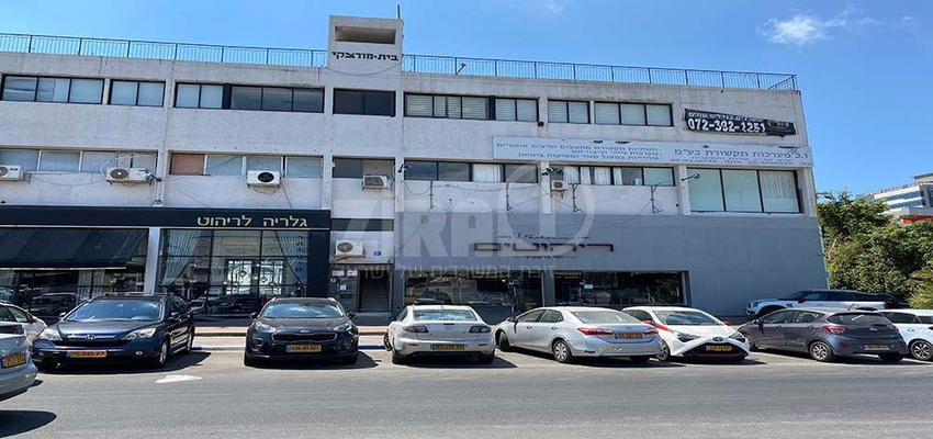 בניין בית מורצקי  בראשון לציון | רמת הבניין classC | תמונה #0 - 1