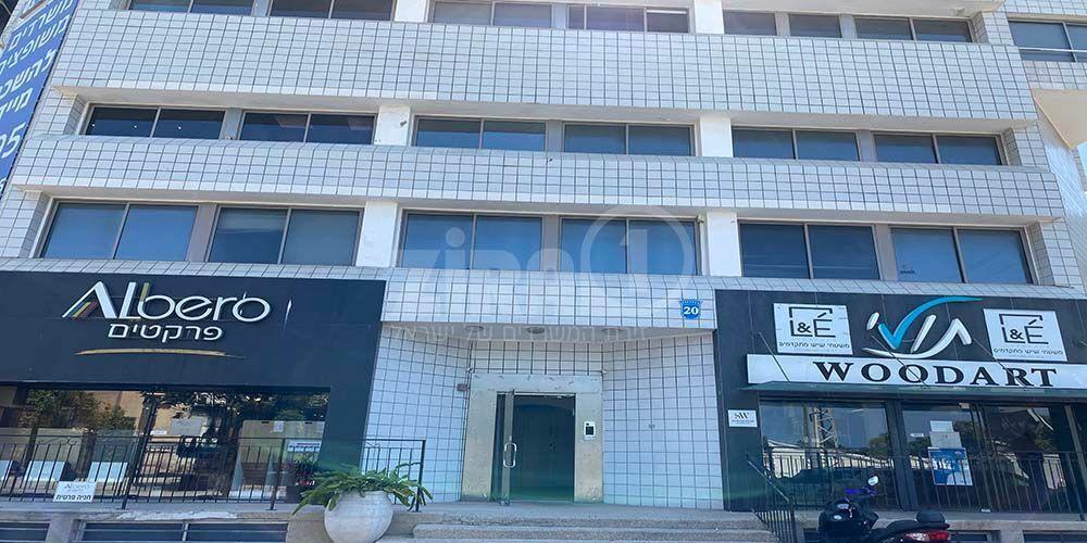 בניין הכשרת הישוב  בהרצליה | רמת הבניין classB | תמונה #0 - 1