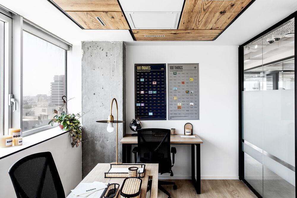 ROOMS NYX TLV | משרד פרטי עד 4 אנשים | תמונה #5 - 1