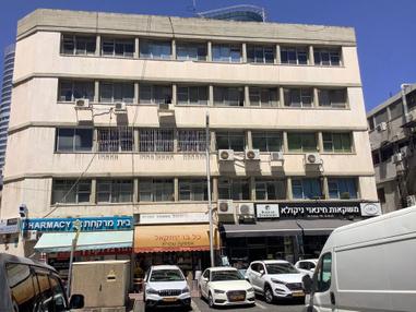 בניין היצירה 19  ברמת גן | רמת הבניין classC | תמונה #19 - 1