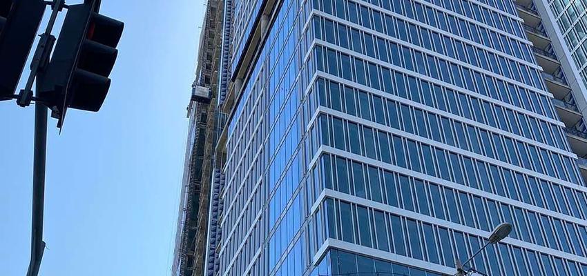 בניין מגדל אקרו בתל אביב יפו | רמת הבניין classA | תמונה #0 - 1