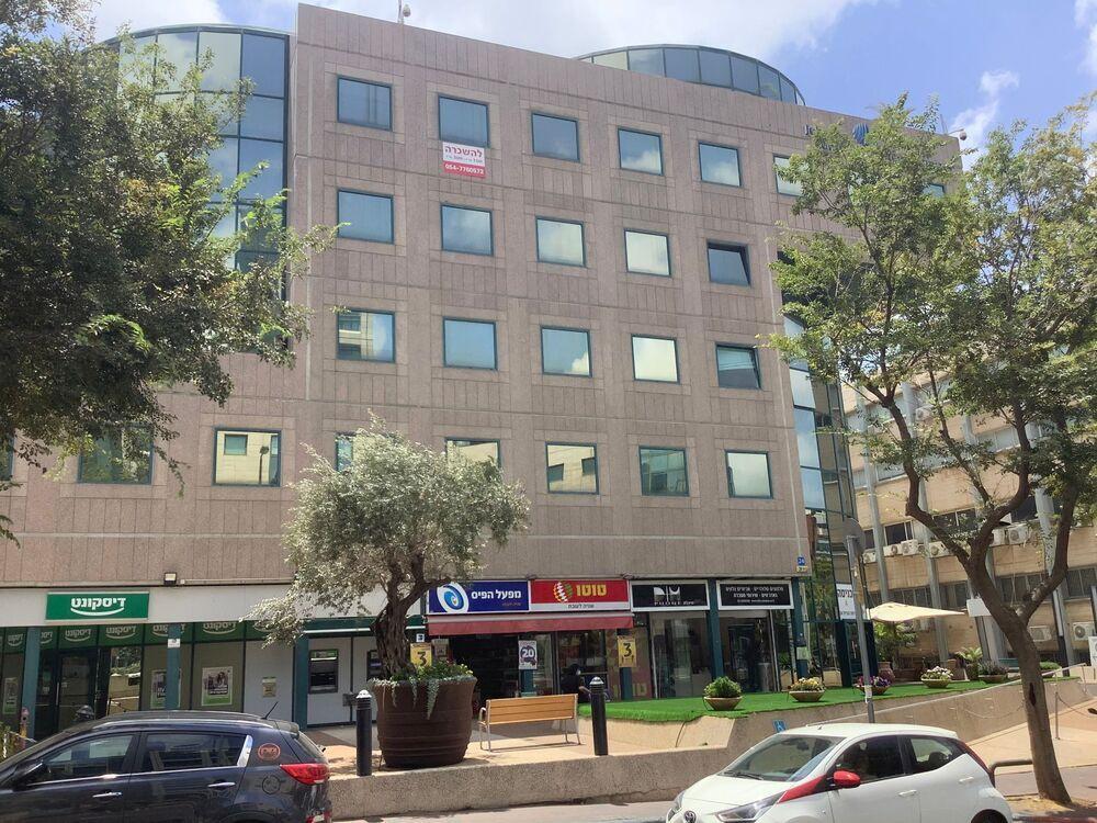 בניין הברזל 24 בתל אביב יפו | רמת הבניין classB | תמונה #0 - 1