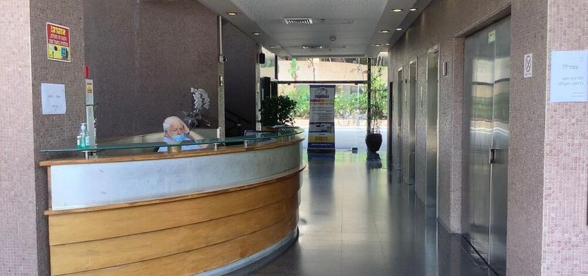 בניין בית אמריקה  בתל אביב יפו | רמת הבניין classB | תמונה #0 - 1