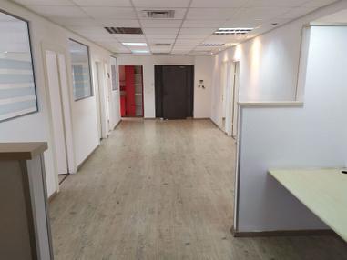 משרד בבניין היצירה 18 | קומה 4 | שטח 165מ״ר  | תמונה #0 - 1