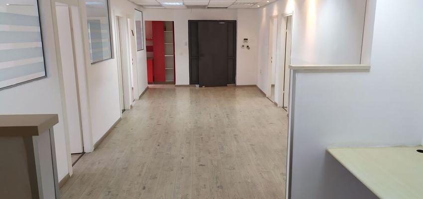 משרד בבניין היצירה 18   קומה 4   שטח 165מ״ר    תמונה #0 - 1
