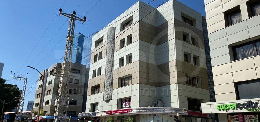 בניין יגאל אלון 155 בתל אביב יפו | רמת הבניין classB | תמונה #0 - 1