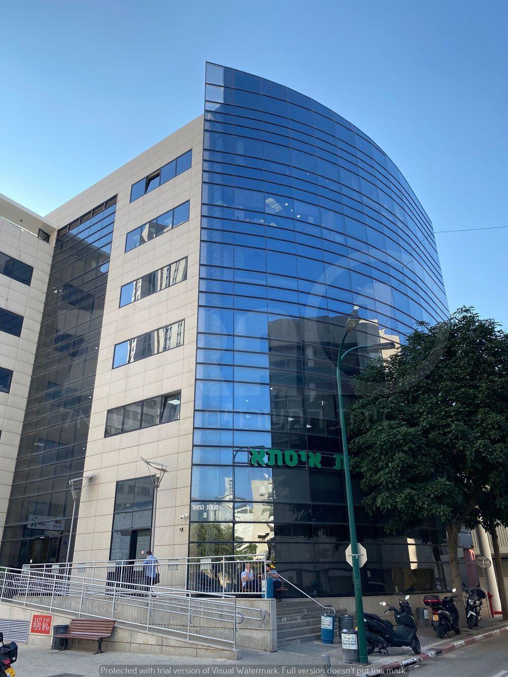 בניין מנורת המאור 8 בתל אביב יפו   רמת הבניין null   תמונה #0 - 1
