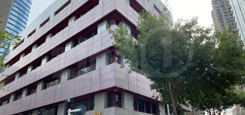 בניין בית גמא ברמת גן   רמת הבניין classB   תמונה #0 - 1
