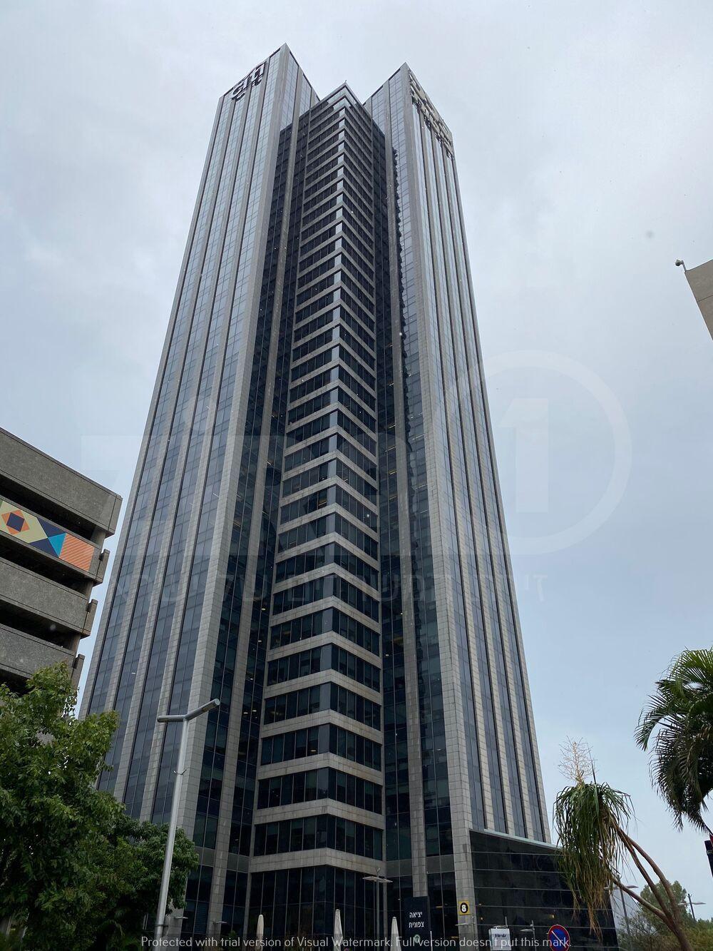 בניין מגדל עתידים- בניין 8 בתל אביב יפו | רמת הבניין classA | תמונה #0 - 1