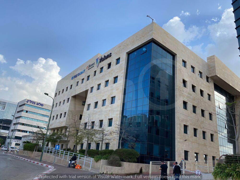 בניין הנגר 8 בהוד השרון | רמת הבניין classA | תמונה #0 - 1