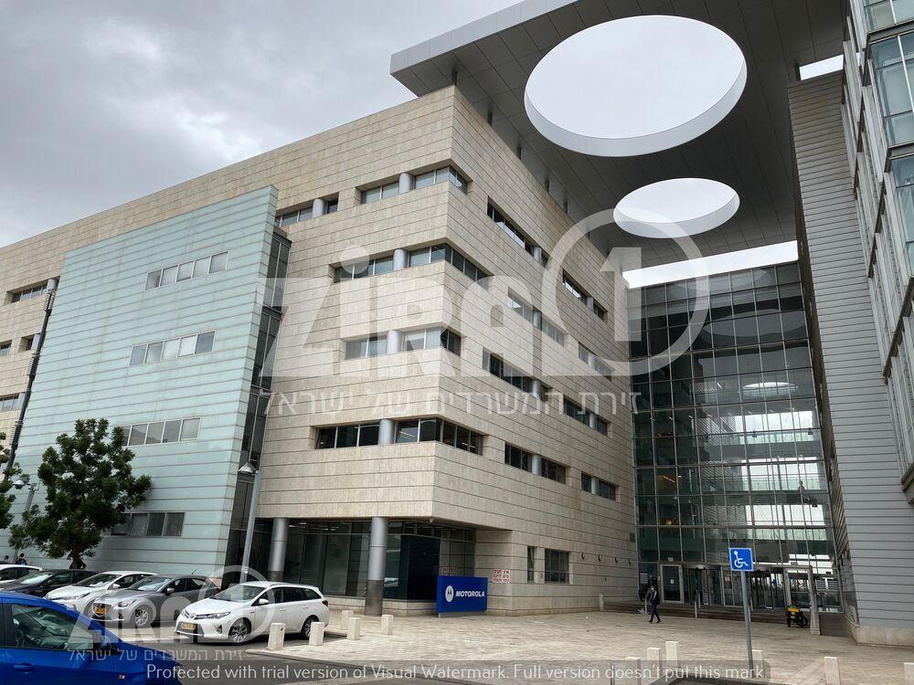בניין בית מוטורולה באיירפורט סיטי   רמת הבניין classA   תמונה #0 - 1