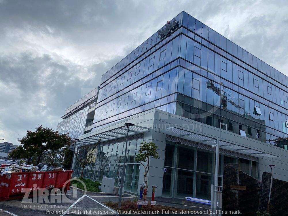 בניין מתחם העסקים WEST בראשון לציון | רמת הבניין classA | תמונה #0 - 1