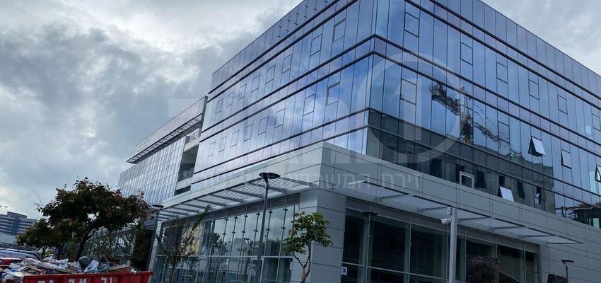 בניין מתחם העסקים WEST בראשון לציון   רמת הבניין classA   תמונה #0 - 1