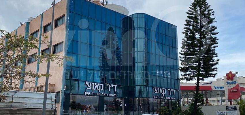 בניין בית מרדכי נתן בראשון לציון | רמת הבניין classB | תמונה #0 - 1