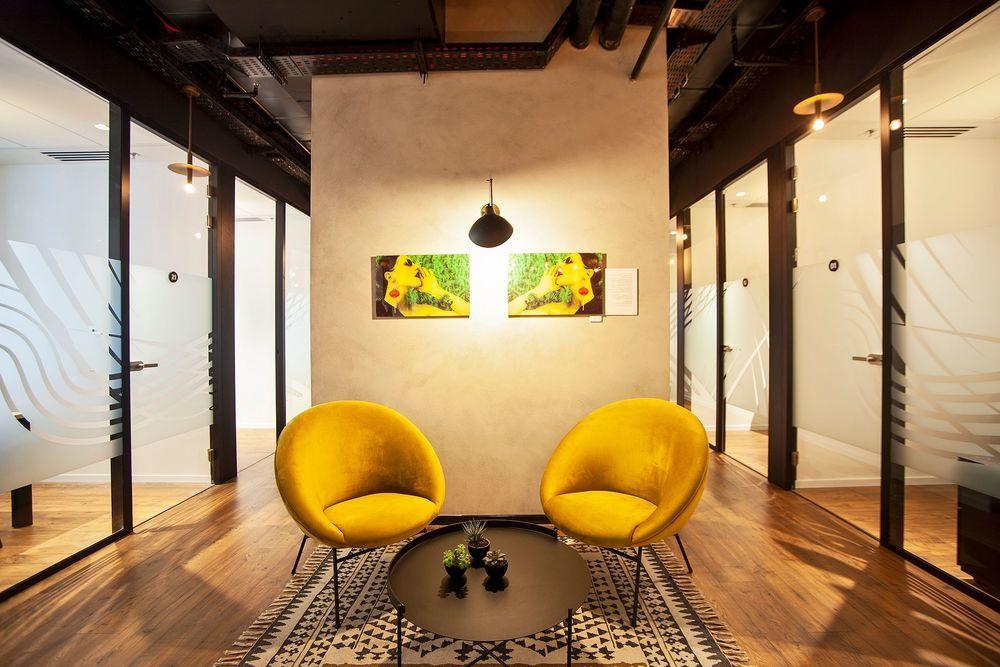 Panthera | משרדים בגדלים שונים מאדם ועד 8 אנשים | תמונה #1 - 1