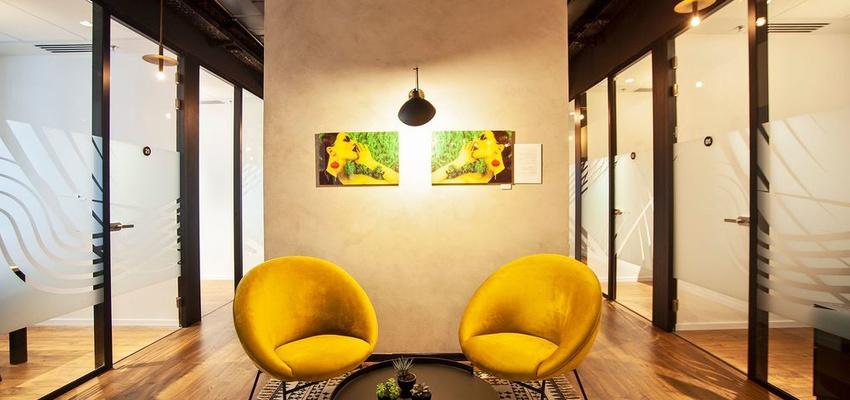 Panthera | משרדים בגדלים שונים מאדם ועד 8 אנשים | תמונה #0 - 1