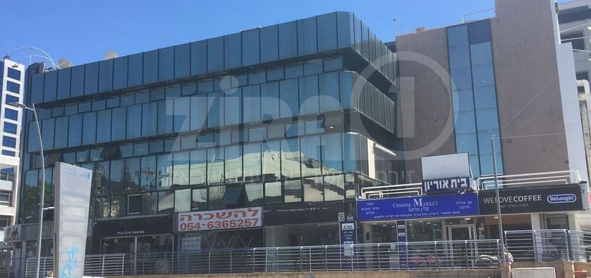 בניין בית אוריון בהרצליה | רמת הבניין classB | תמונה #0 - 1