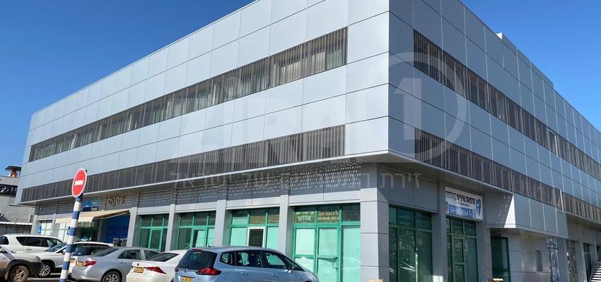בניין קדרון 14 בעפולה | רמת הבניין classC | תמונה #0 - 1