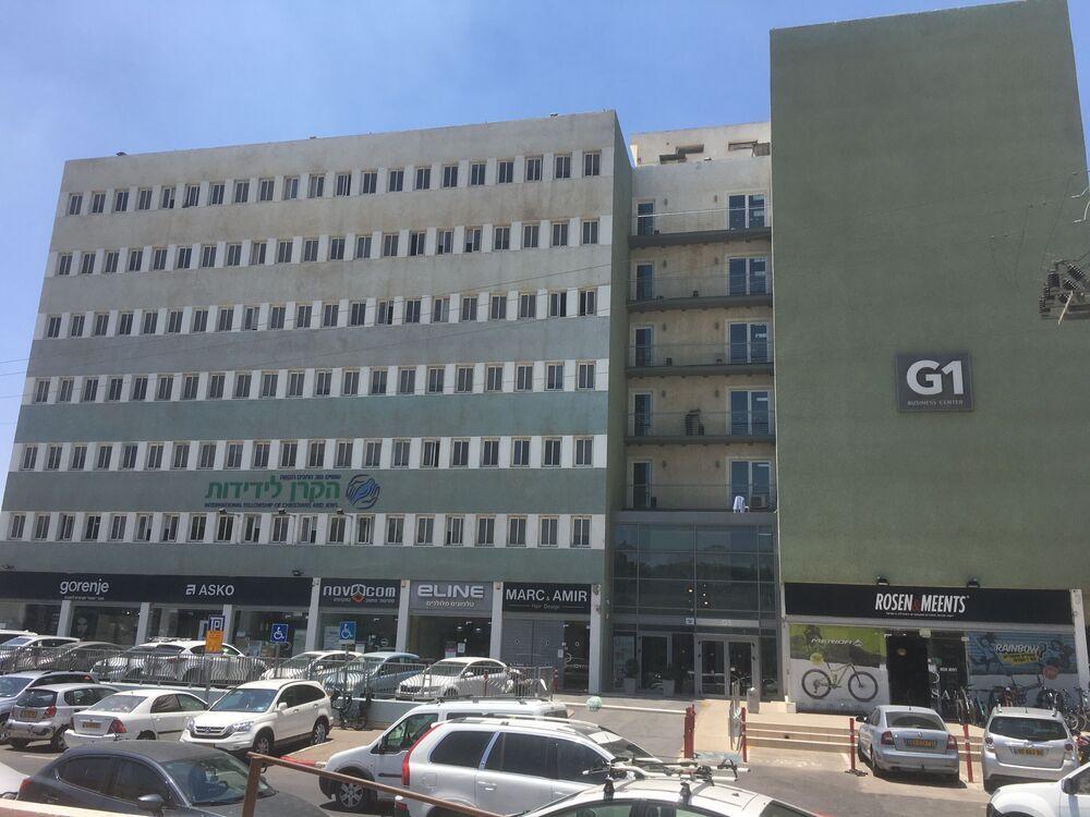 בניין ביזנס סנטר בירושלים | רמת הבניין classC | תמונה #0 - 1