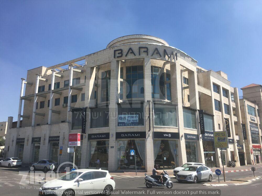 בניין האומן 25 בירושלים | רמת הבניין classB | תמונה #0 - 1