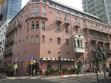 בניין בניין פלטין בתל אביב יפו | רמת הבניין classB | תמונה #10 - 1