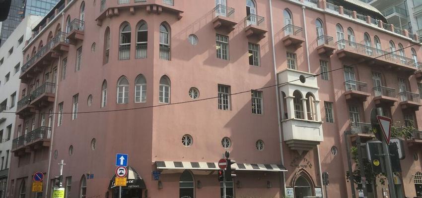 בניין בניין פלטין בתל אביב יפו | רמת הבניין classB | תמונה #0 - 1