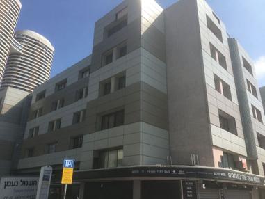 בניין בית פנינת האילון בתל אביב יפו | רמת הבניין classC | תמונה #0 - 1