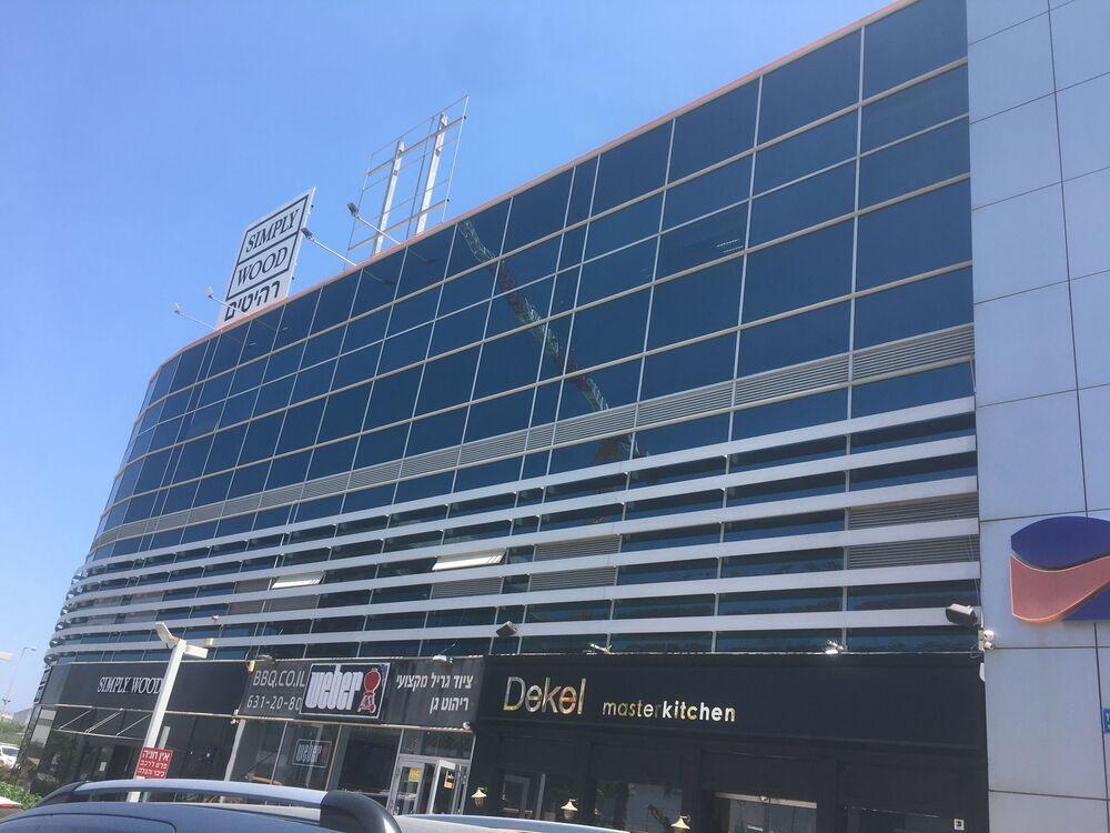 בניין בית הדגל בראשון לציון | רמת הבניין classB | תמונה #0 - 1