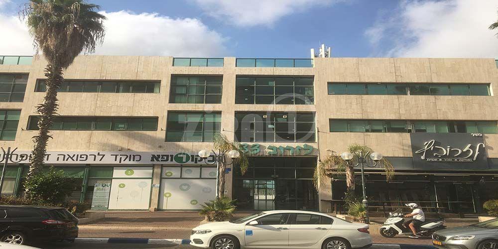 בניין לזרוב 33 בראשון לציון | רמת הבניין classB | תמונה #0 - 1