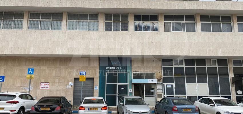 בניין המנוף 2   ברחובות | רמת הבניין classC | תמונה #0 - 1