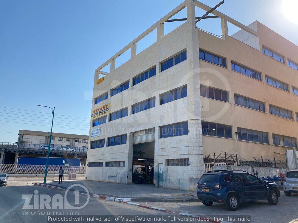 בניין בית ב.פ.א בלוד | רמת הבניין classC | תמונה #0 - 1