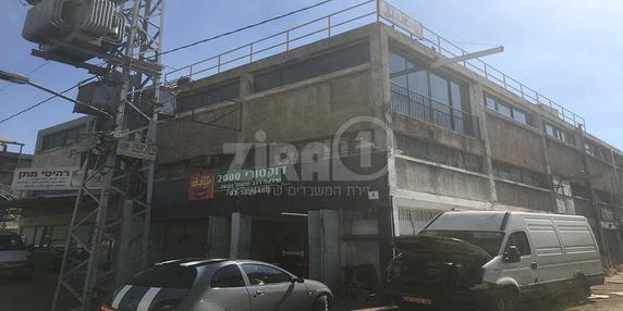 בניין  היצירה 5   באור יהודה | רמת הבניין classC | תמונה #10 - 1