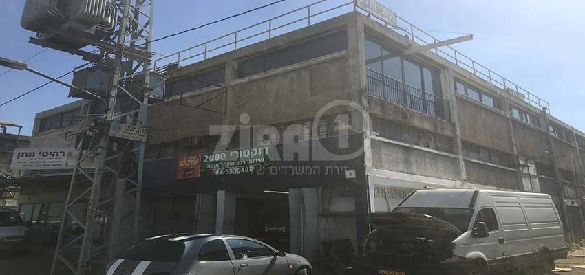 בניין  היצירה 5   באור יהודה   רמת הבניין classC   תמונה #0 - 1