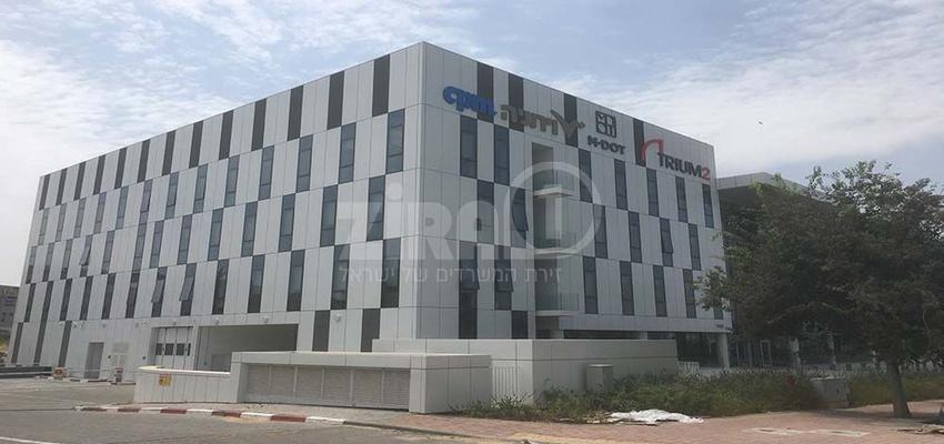 בניין אטריום 2 במודיעין | רמת הבניין classA | תמונה #0 - 1