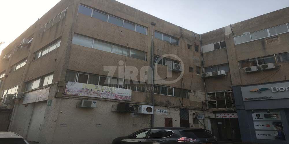 בניין המסגר 4 ברעננה | רמת הבניין classC | תמונה #0 - 1