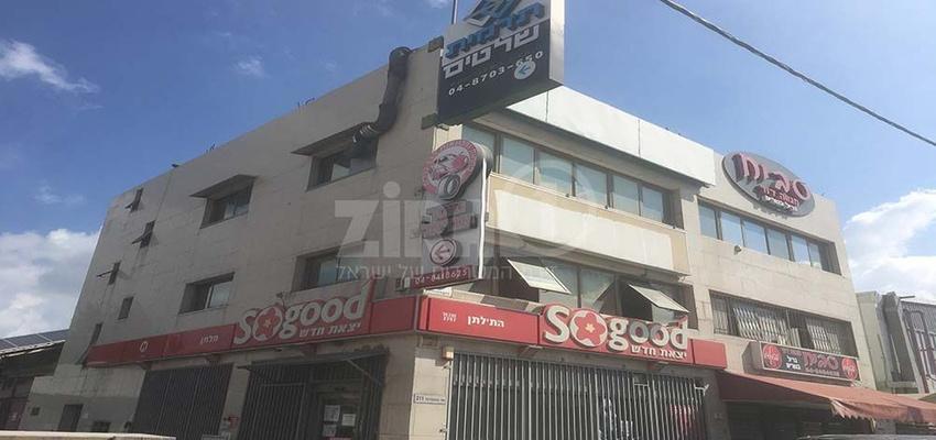 בניין בניין התלתן בחיפה | רמת הבניין classC | תמונה #0 - 1