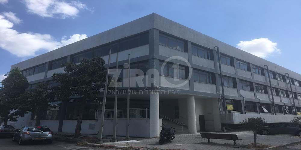 בניין הרץ היינריך 3 בחיפה  | רמת הבניין classB | תמונה #0 - 1