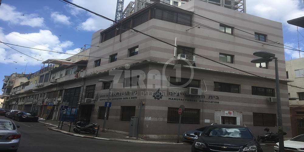 בניין בית התעשיינים בחיפה | רמת הבניין classB | תמונה #0 - 1