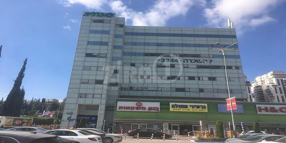 בניין  Big מרכז בבית שמש | רמת הבניין classB | תמונה #0 - 1
