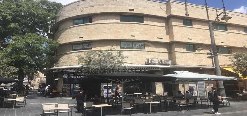 בניין יפו 34 בירושלים | רמת הבניין classC | תמונה #0 - 1