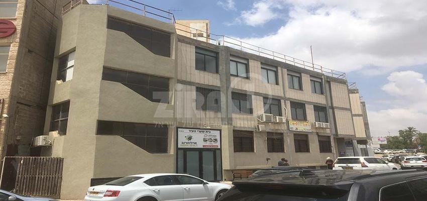 בניין בית שערי העיר בבאר שבע | רמת הבניין classB | תמונה #0 - 1