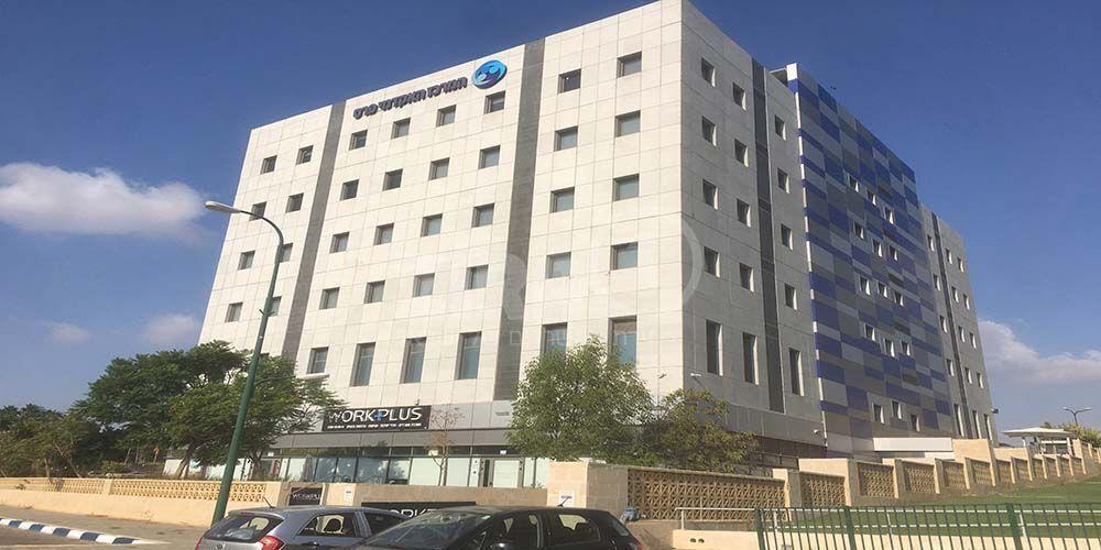 בניין שמעון פרס 12   ברחובות | רמת הבניין classB | תמונה #0 - 1