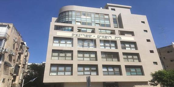 בניין בית הרופאים - שפרינצק בתל אביב יפו | רמת הבניין classB | תמונה #3 - 1