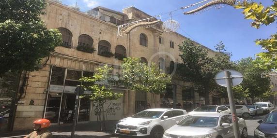 בניין שלומציון המלכה  4 בירושלים | רמת הבניין classC | תמונה #3 - 1