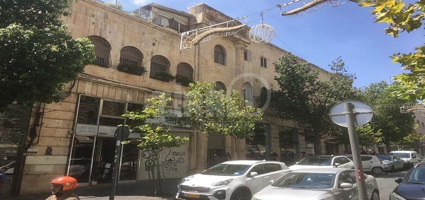 בניין שלומציון המלכה  4 בירושלים | רמת הבניין classC | תמונה #0 - 1