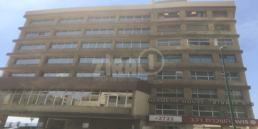 בניין הירקון 113 בתל אביב יפו   רמת הבניין null   תמונה #0 - 1
